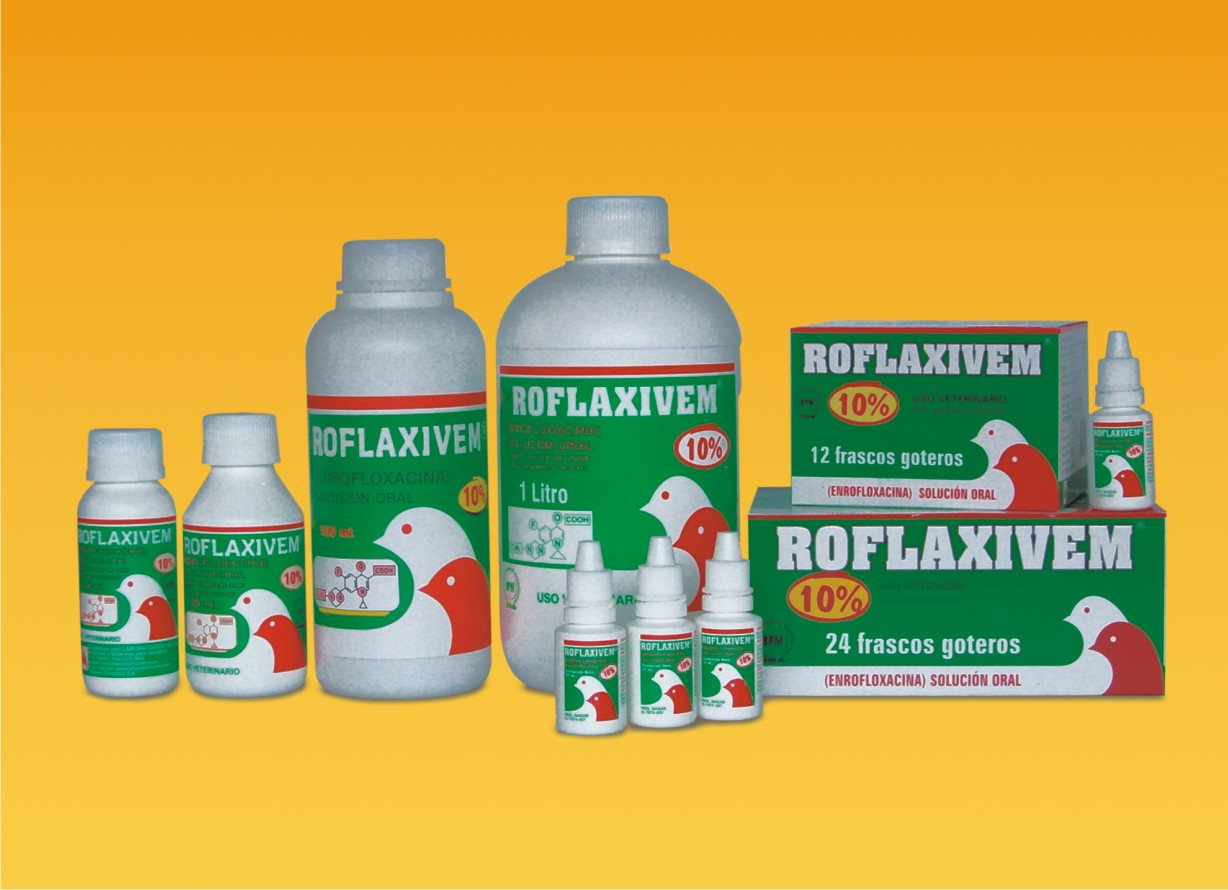 Roflaxivem 5% Inyectable